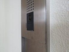 ルピナス中野レジデンス TVモニター付きインターホン