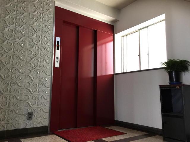 北大塚ハイツ エレベーター