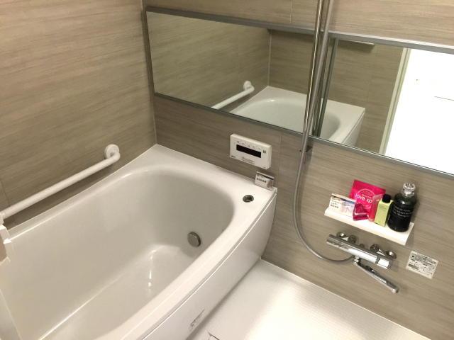 北大塚ハイツ バスルーム
