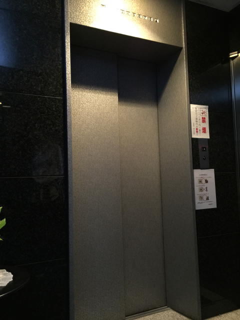 クレアール余丁町 エレベーター