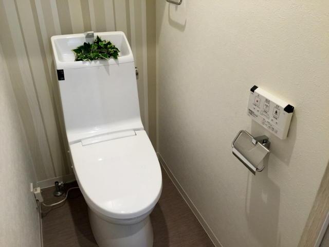 クレアール余丁町 トイレ