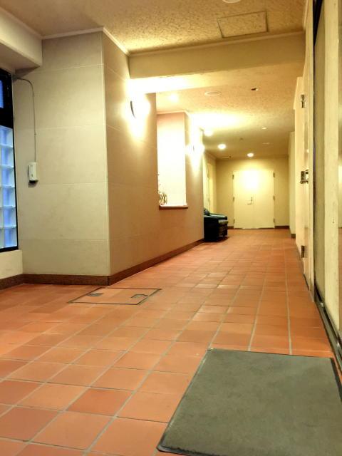 パロス新富町 内廊下
