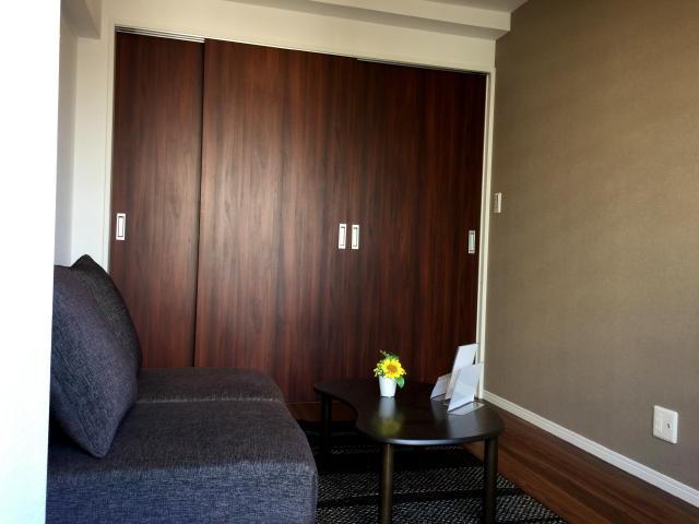 シティハウス西大久保 洋室約4.8帖