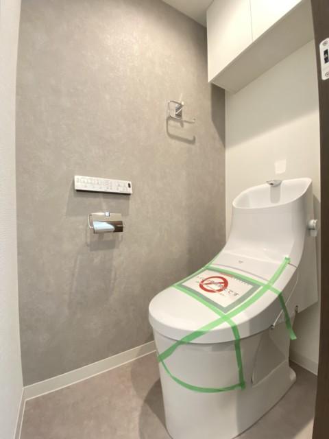 サンハイツ八幡山 トイレ