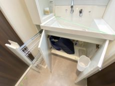 サンハイツ八幡山 洗面室