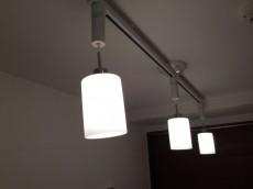 代々木グランドハイツ ダイニングキッチン照明