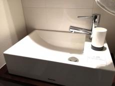 代々木グランドハイツ 洗面台