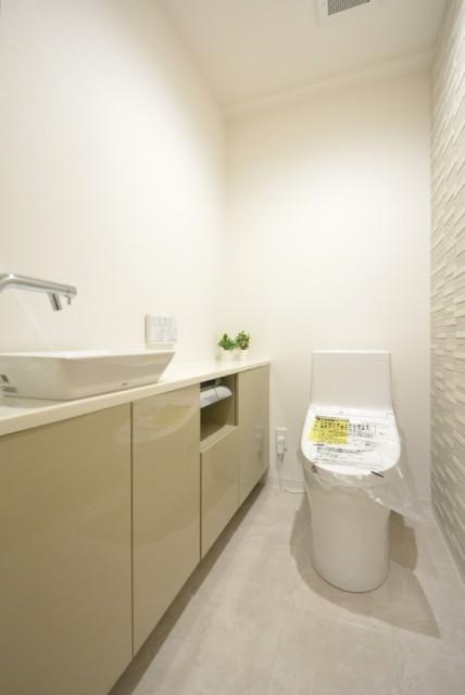 藤和薬王寺ホームズ トイレ