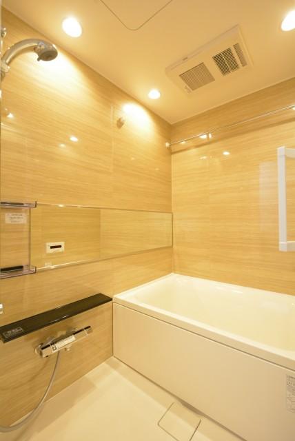 協栄メゾン代々木 浴室