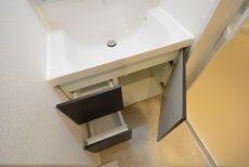 協栄メゾン代々木 洗面室