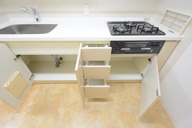 高田馬場パークハウス弐番館 キッチン