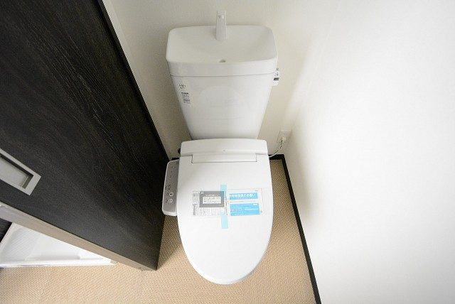 メナー代田  トイレ