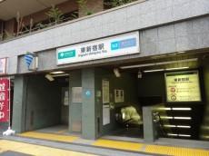 リレント新宿 東新宿駅