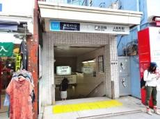 グランシティ日本橋人形町 人形町駅