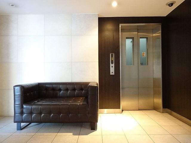 サンウッド尾山台 エレベーター