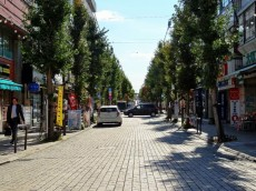 サンウッド尾山台 尾山台商店街
