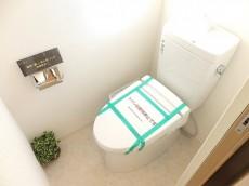 パールハイツ大塚 トイレ
