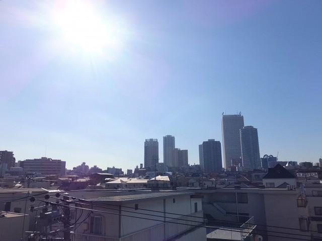 パールハイツ大塚 眺望