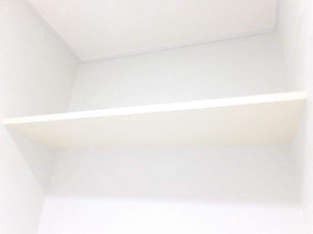 メイゾン等々力 トイレの棚