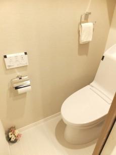 セブンスターマンション第二日本橋 トイレ