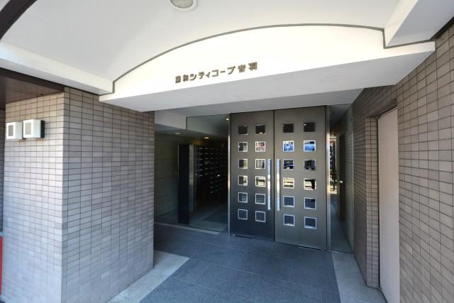 藤和シティコープ音羽 エントランス