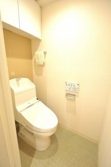 ダイアパレス麻布十番 トイレ