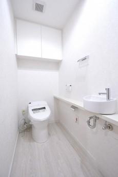 ジェントルエア神宮前 トイレ