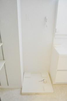 協栄メゾン代々木 洗濯機置場