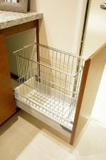 赤坂タワーレジデンス 洗面台まわり収納
