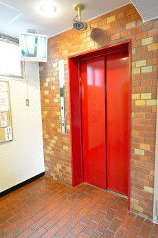 フジタ関口マンション エレベーター