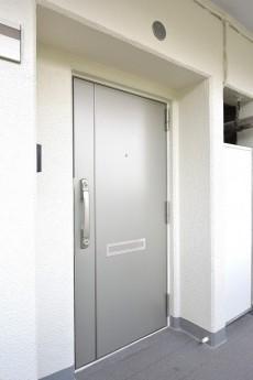 フジタ関口マンション 玄関ドア 501