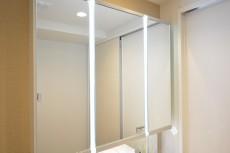 ダイアパレス麻布十番 洗面鏡