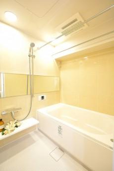 ダイアパレス麻布十番 バスルーム