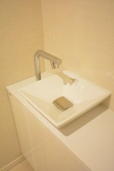 藤和シティコープ音羽 トイレ手洗器