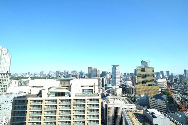 赤坂タワーレジデンス 眺望