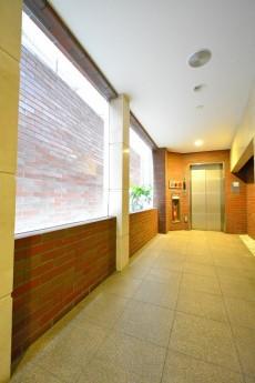 ダイアパレス麻布十番 エレベーターホール