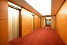 赤坂タワーレジデンス 共有施設のエレベーター