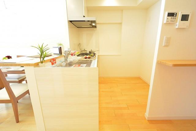 フジタ関口マンション キッチン