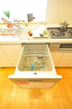 フジタ関口マンション 食洗機
