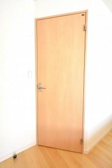 フジタ関口マンション 7.1帖のベッドルームWIC