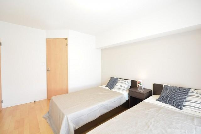 フジタ関口マンション 7.1帖のベッドルーム