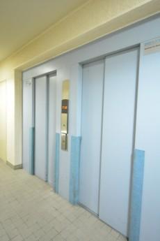 サンパークマンション高田馬場 エレベーター