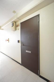 サンパークマンション高田馬場 玄関ドア