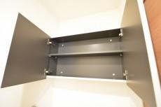 サンパークマンション高田馬場 トイレ吊戸棚