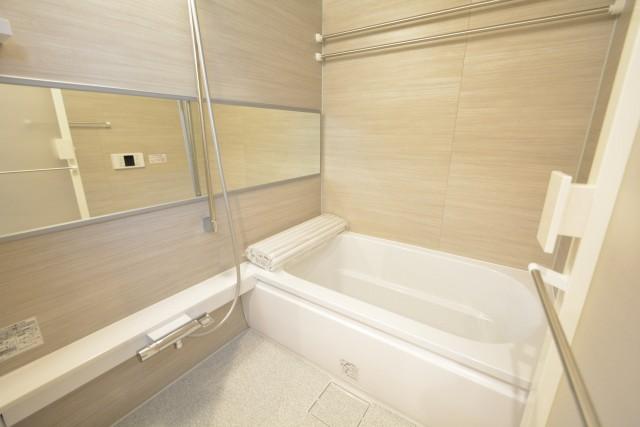 サンパークマンション高田馬場 バスルーム