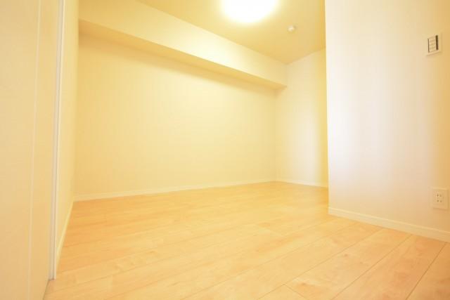 サンパークマンション高田馬場 5.0帖のベッドルーム