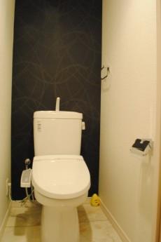 ワールドパレス成城 トイレ