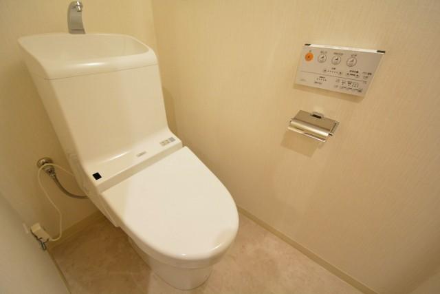 千石明穂ハイツ トイレ