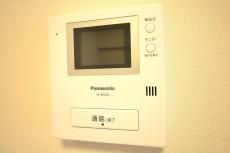 大井町ハウス TVモニター付きインターホン
