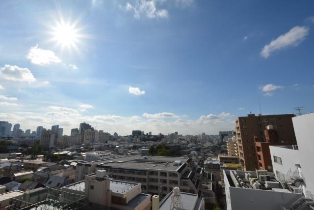 サンパークマンション高田馬場 眺望